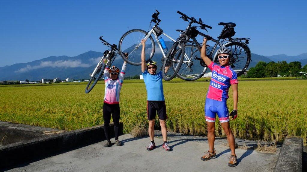 來一場改變自己的單車環島與單車旅行吧! 2