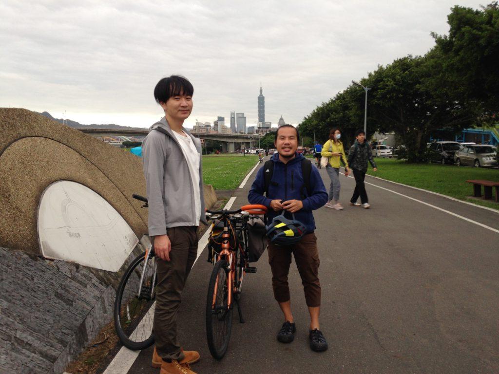 基隆河自行車道經典路線-超推薦台北5大自行車道系列 3